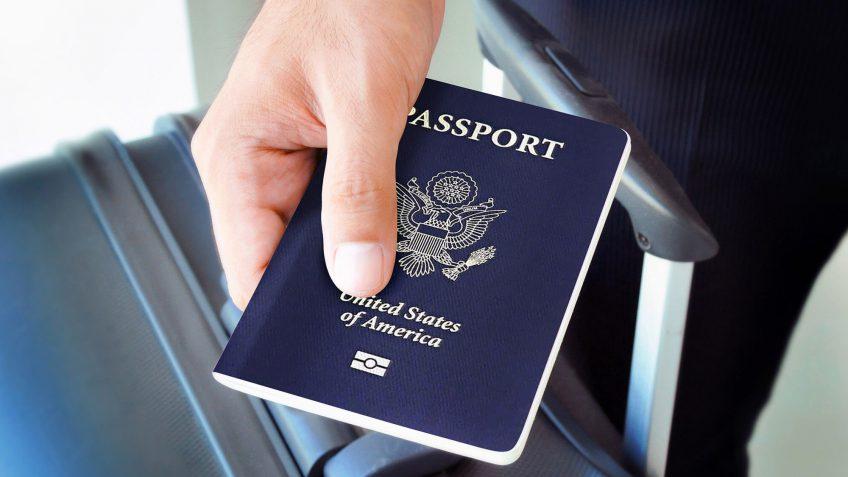 holding U.S. passport