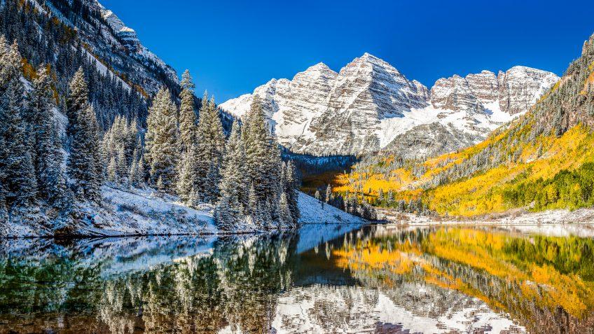 Colorado paying off debt