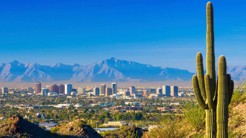 Arizona salaries
