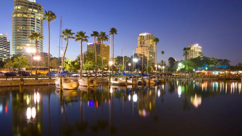 Florida salaries