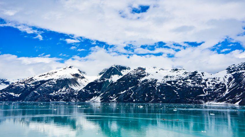 Alaska paying off debt