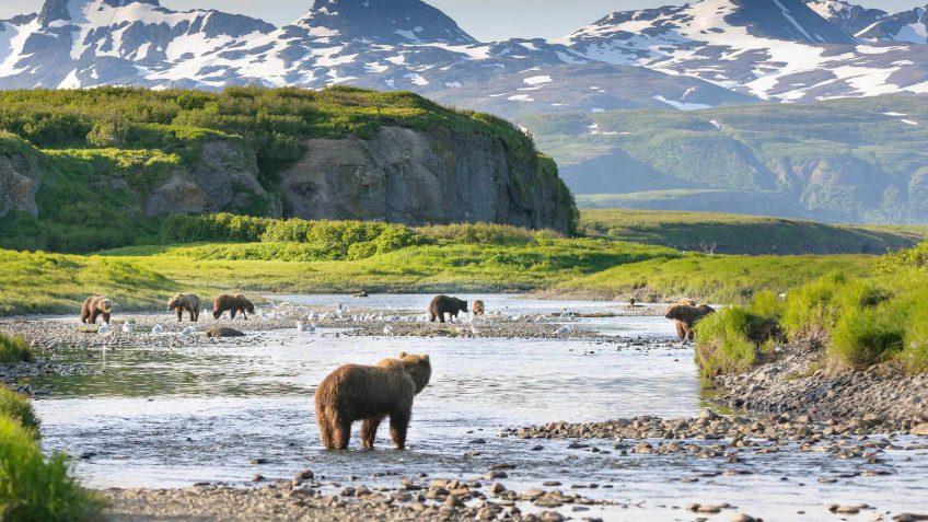 Alaska salaries