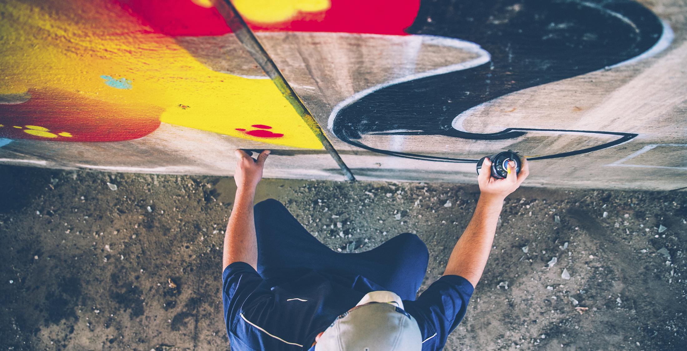 give graffiti a chance