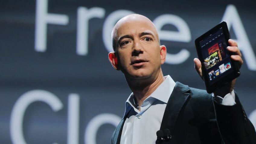 Jeff Bezos: Courage