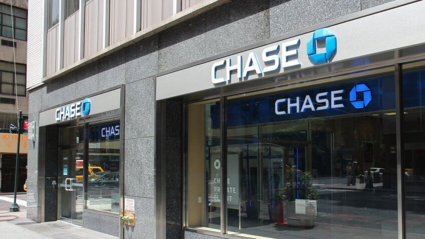 11346, Chase Bank, Horizontal, banks