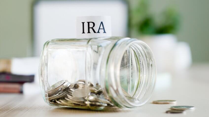 saving for IRA.