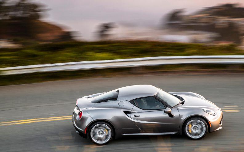 Alfa Romeo gas mileage