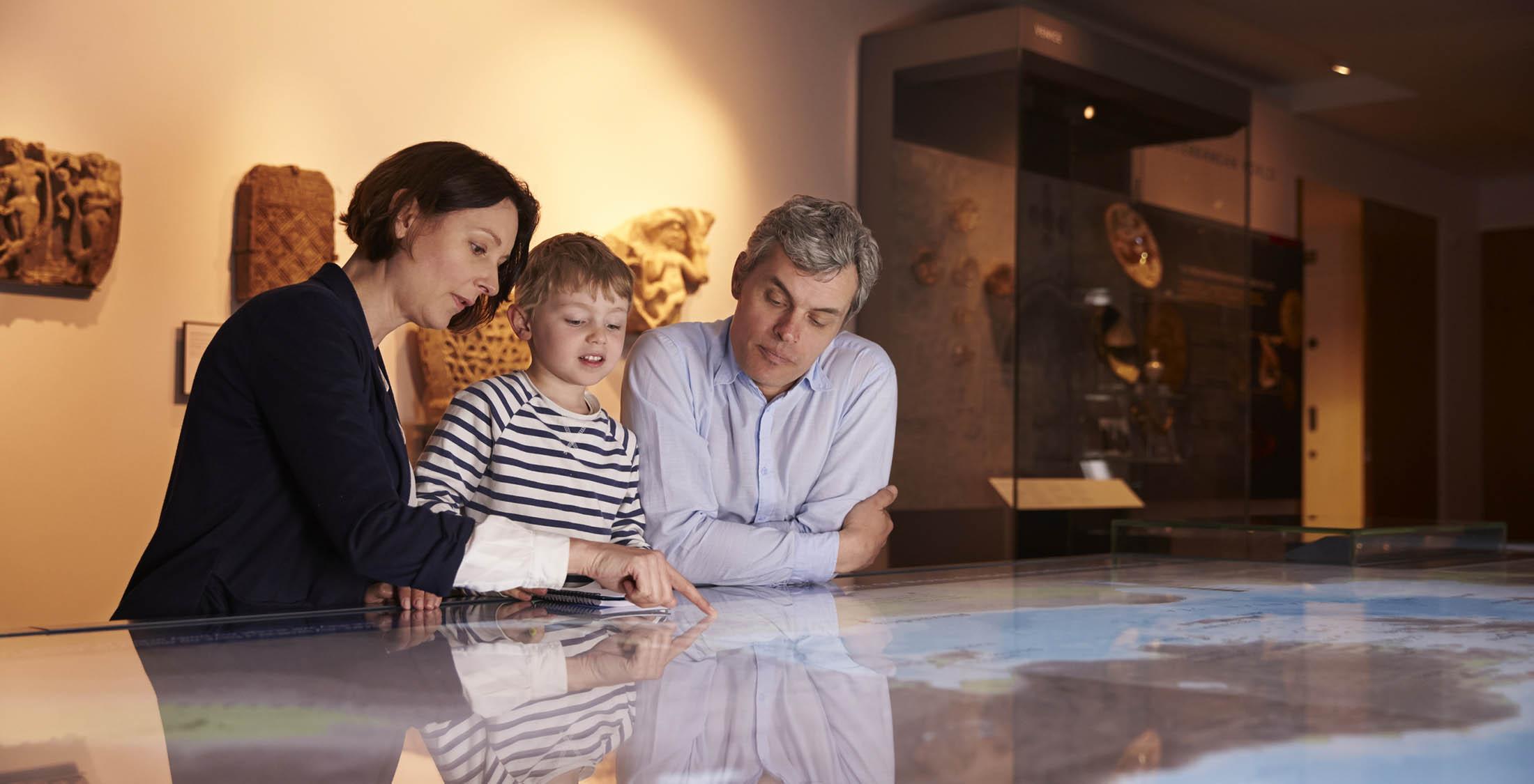 take advantage of free museum days