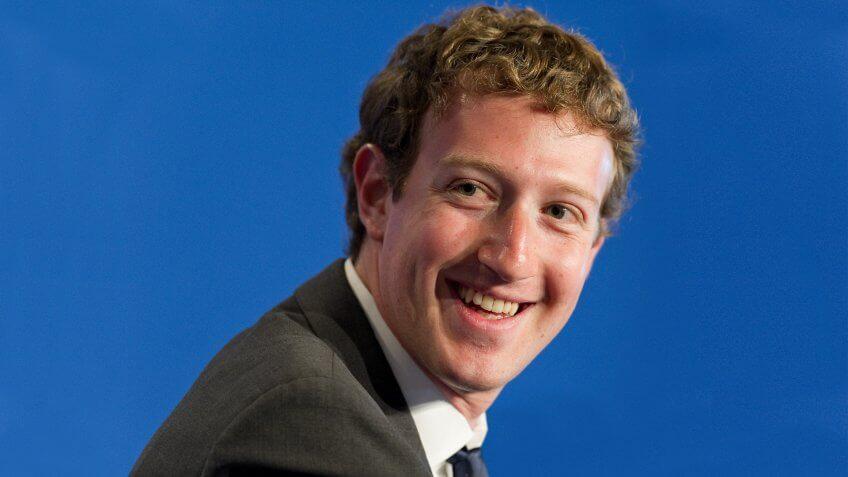 Mark Zuckerberg: Persistence