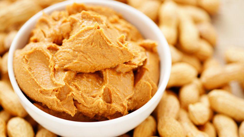 Whole Foods peanut butter
