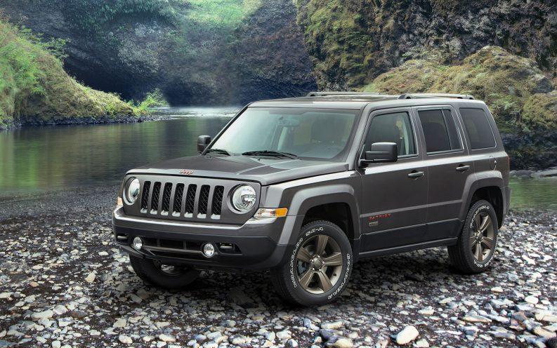 jeep patriot gas mileage