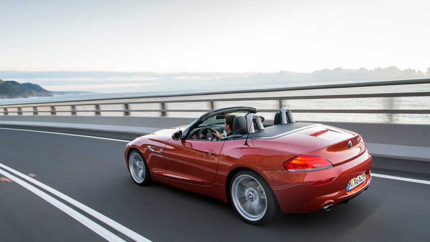BMW Z4 gas mileage
