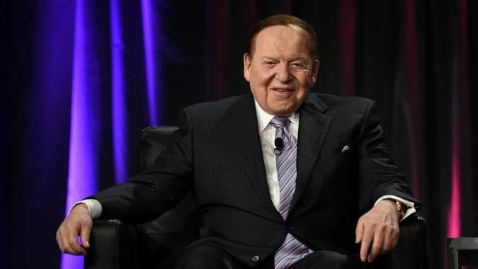 Sheldon Adelson: Tenacity
