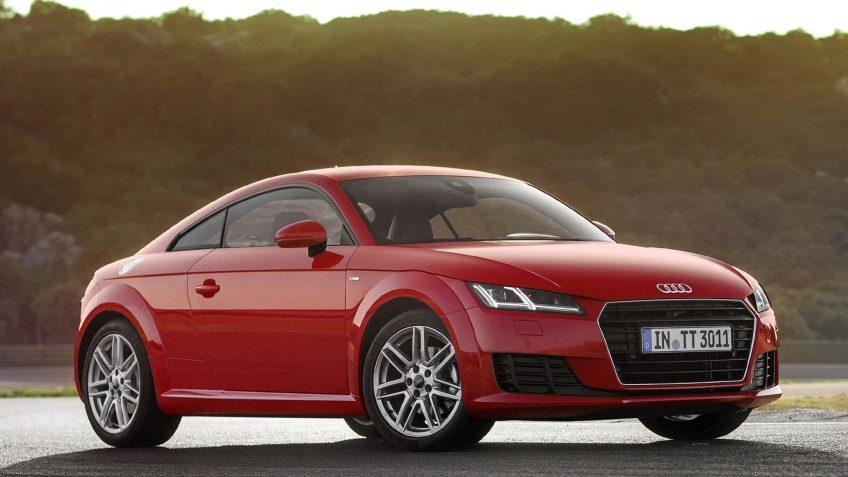 Audi TT gas mileage