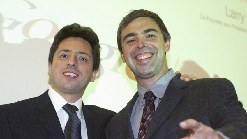 Sergey Brin and Larry Page: Innovation