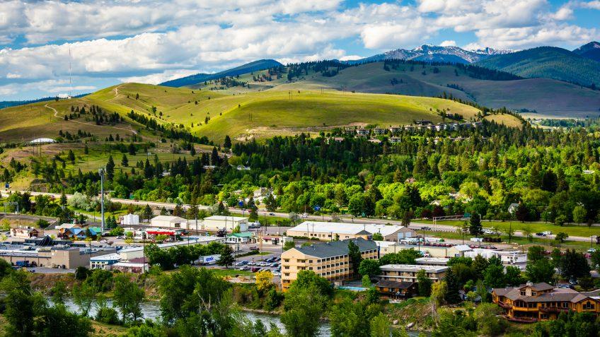 Montana paying debt