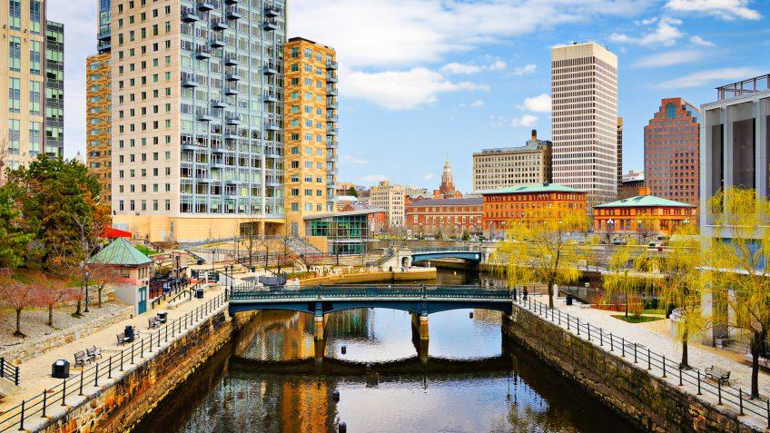 Rhode Island salaries