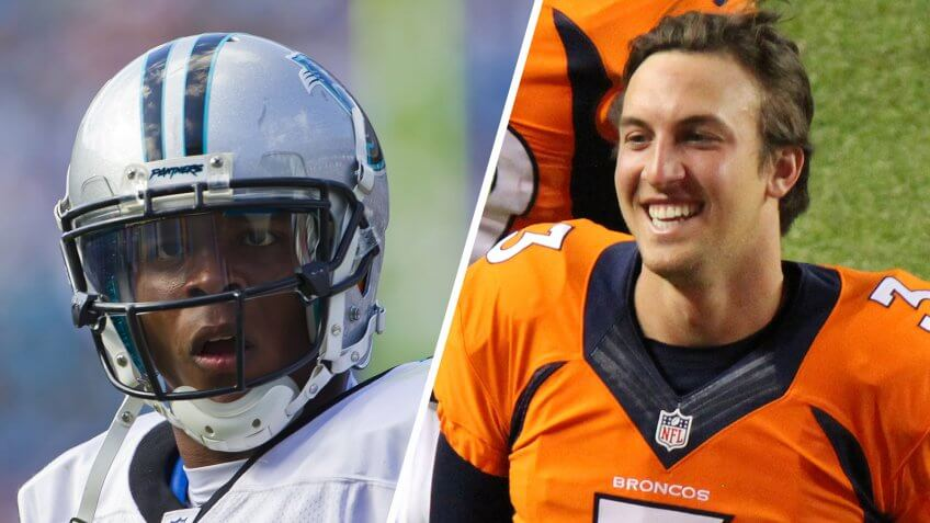 2016 NFL Season Opener Quarterback Showdown: Cam Newton Net Worth vs. Trevor Siemian Net Worth