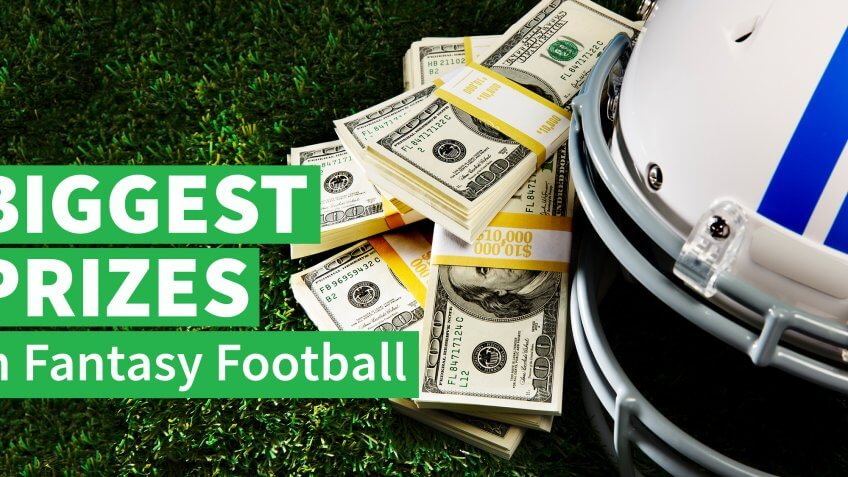 The Biggest Prizes in Fantasy Football