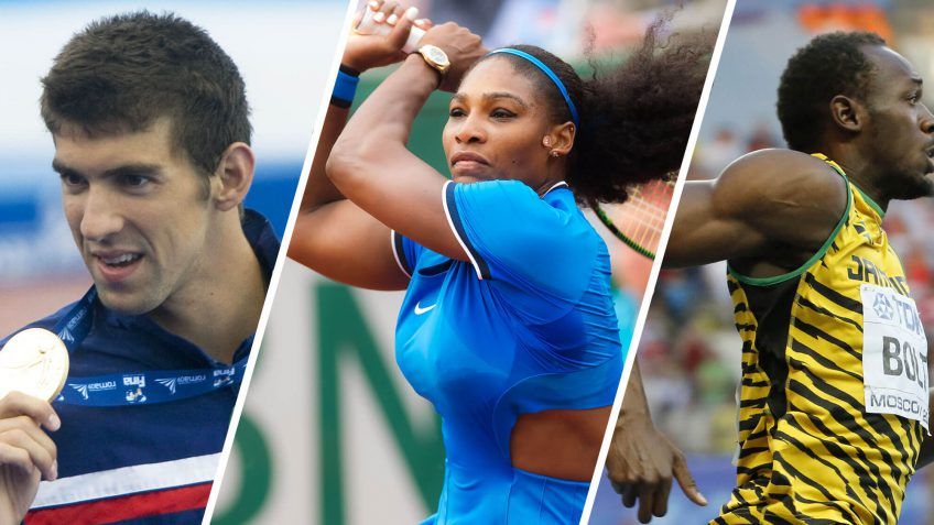 How Much Do Your Favorite Olympians Get From Endorsements?