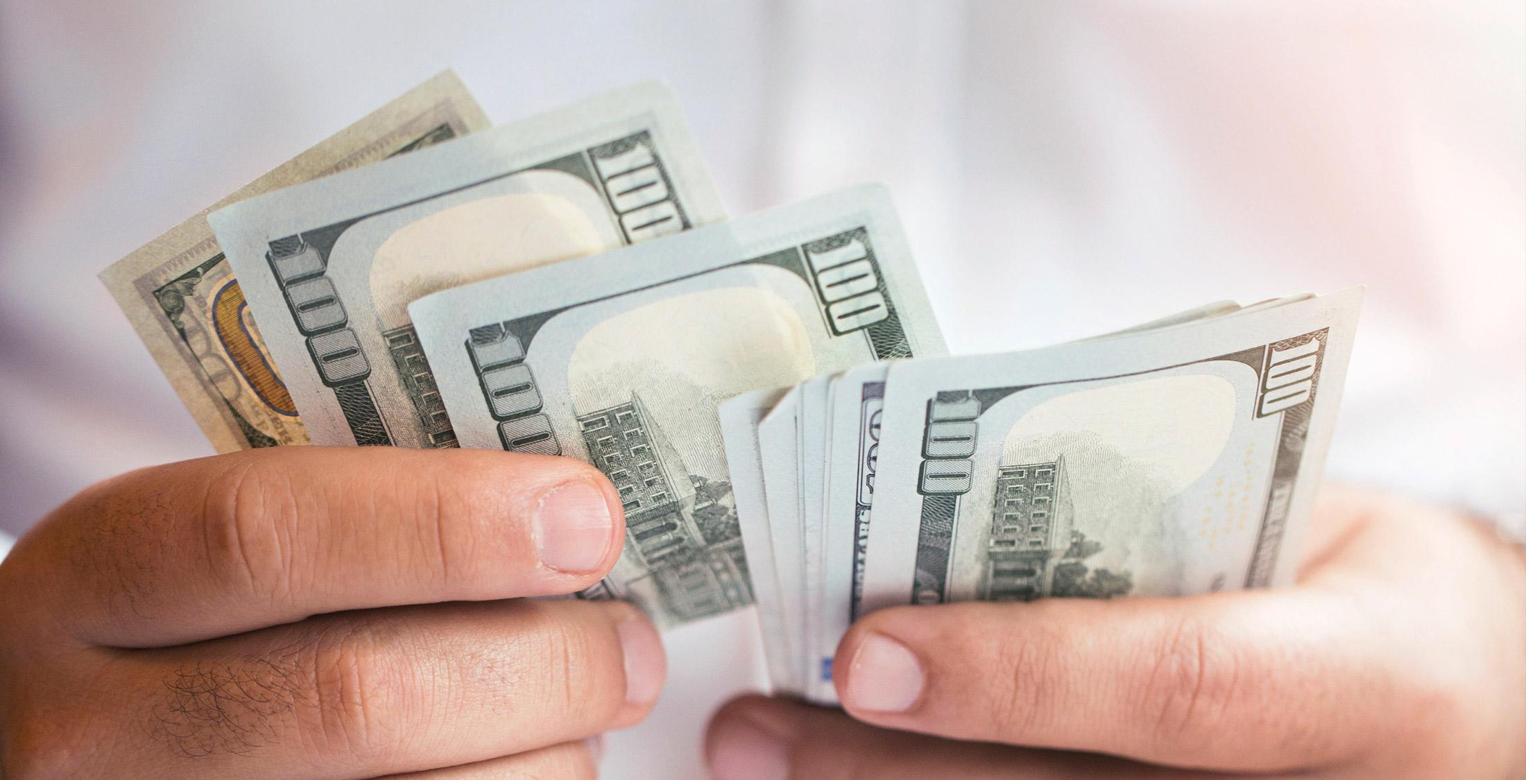 managing money old fashioned way