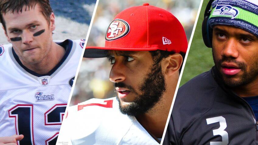Highest-paid NFL players