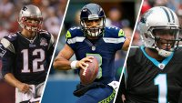 The Richest Offensive Players This NFL Season