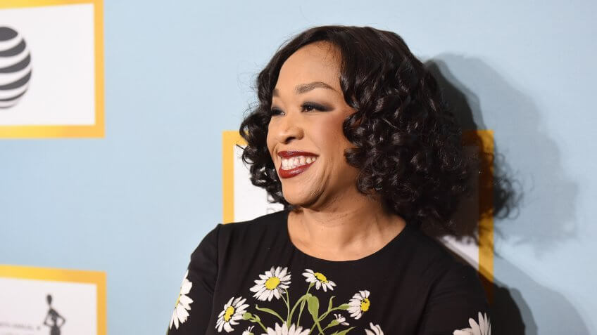 BEVERLY HILLS, CA - FEBRUARY 25:  Write/producer Shonda Rhimes attends the 2016 ESSENCE Black Women In Hollywood awards luncheon at the Beverly Wilshire Four Seasons Hotel on February 25, 2016 in Beverly Hills, California.