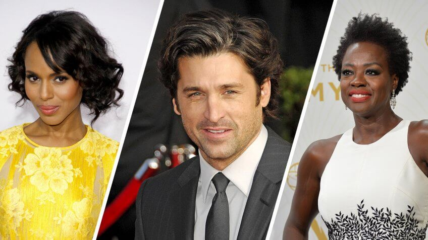 Which Shonda Rhimes Cast Is Richer? 'Grey's Anatomy,' 'How to Get Away With Murder,' 'Scandal'