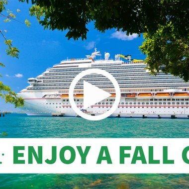The Best Time of Year to Go on a Cruise