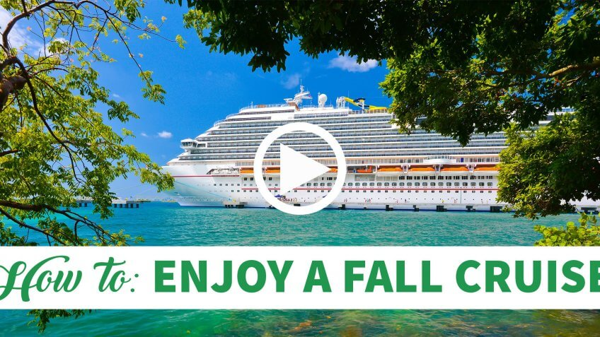 How to Enjoy a Fall Cruise on $100 a Day