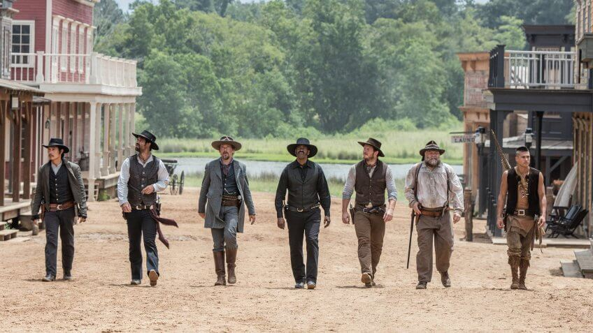 How Much 'The Magnificent Seven' Movie Cast Is Worth