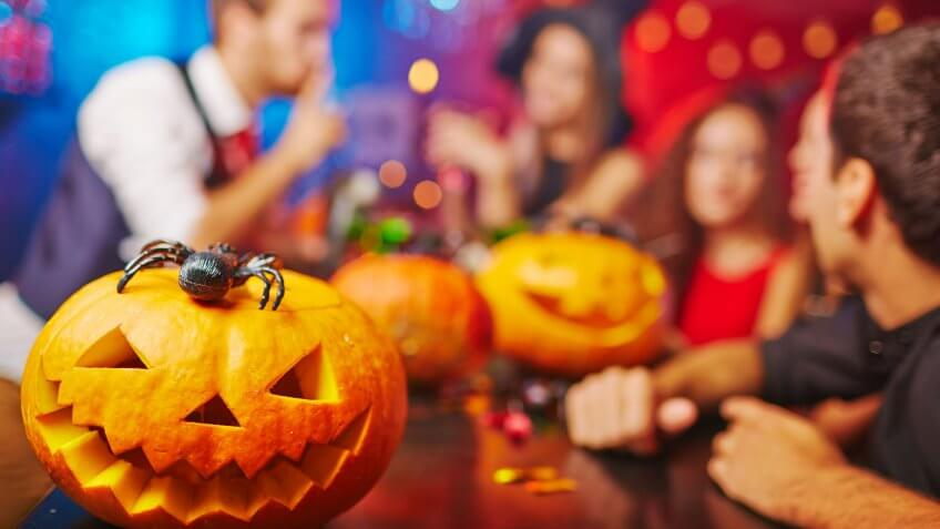 Throw a Killer Halloween Party for Under $50