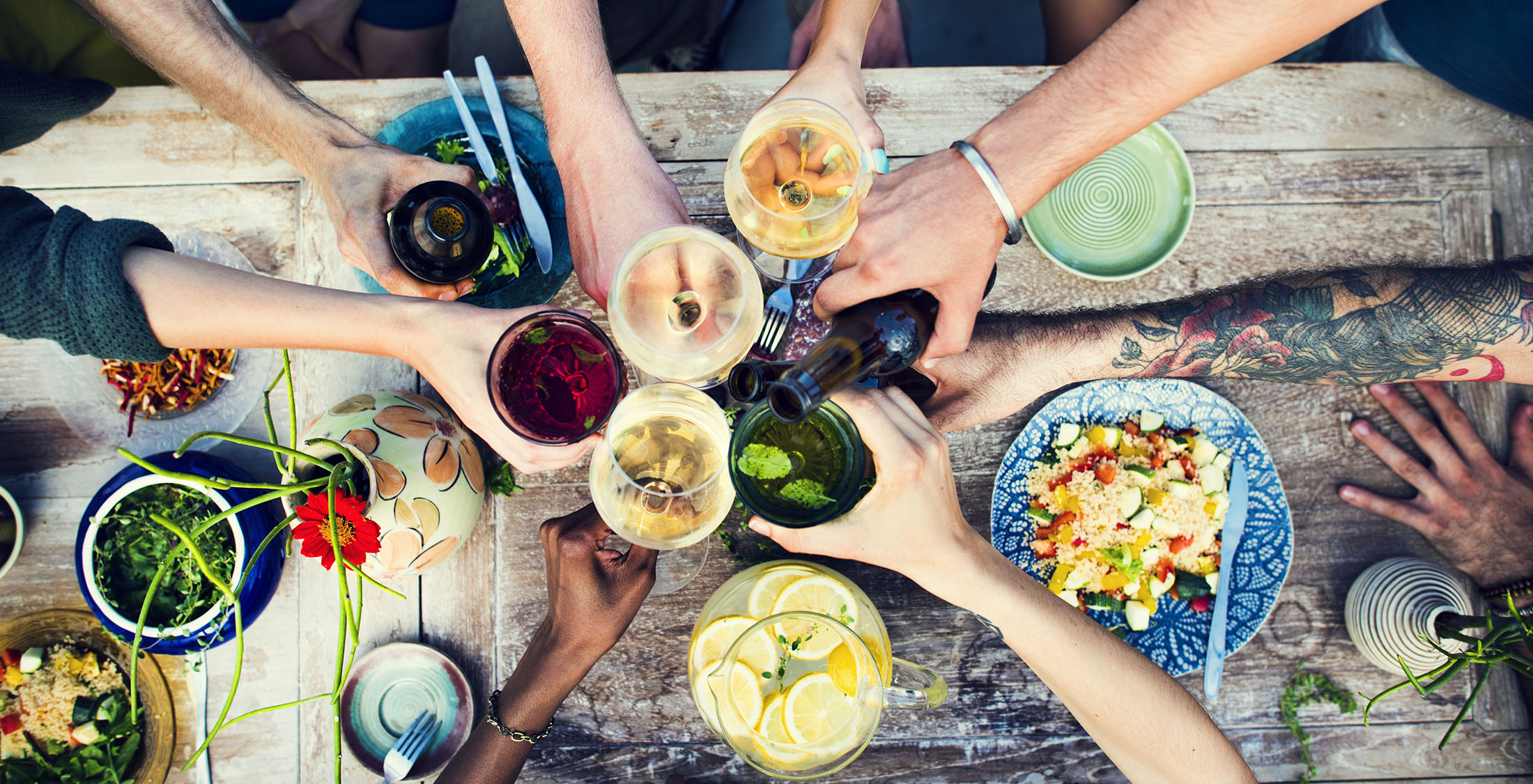 The Ultimate $100 Dinner Party Menu