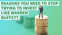 6 Reasons You Need to Stop Trying to Invest Like Warren Buffett