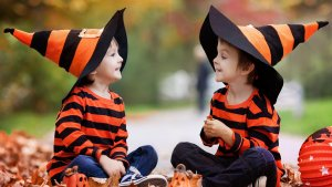 DIY Halloween Kids Costumes for Under $10