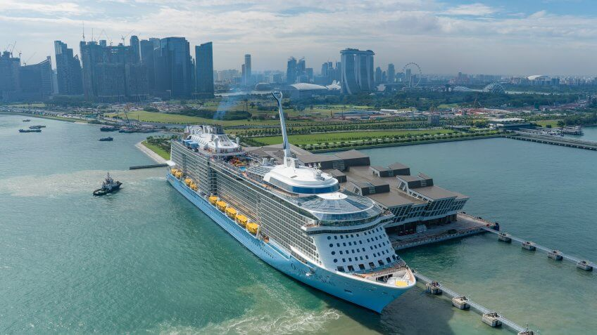 11990, Adventure, Best Time to Go on a Southeast Asia Cruise, Destintation, Horizontal, Ovation of the Sea, Royal Caribbean Cruises, Travel, Trip, cruise, singapore
