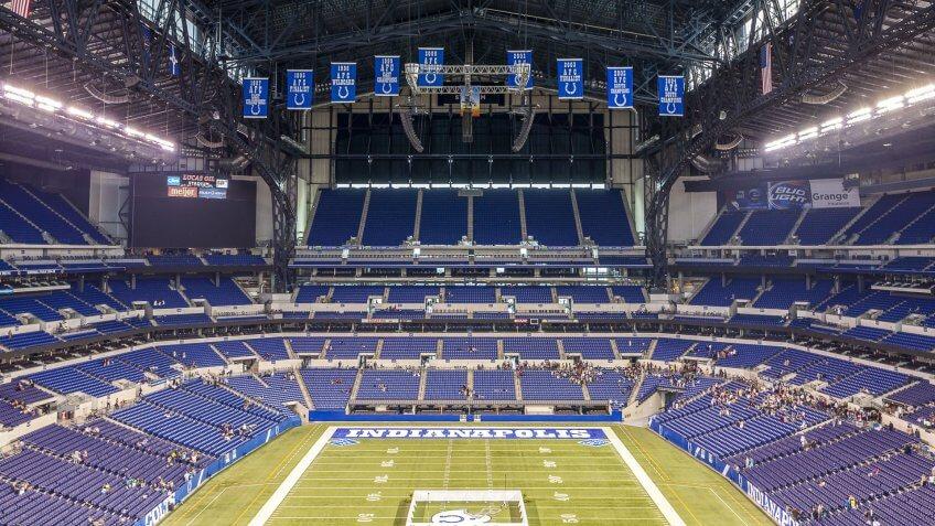 Indianapolis Colts Game at Lucas Oil Stadium: $230.38, Indianapolis-Colts-Lucas-Oil-Stadium