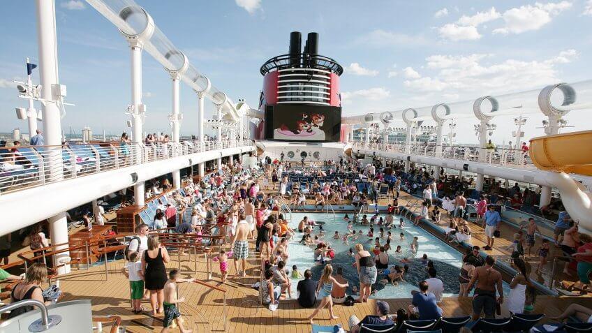 11990, Disney Cruise Lines, Orlando