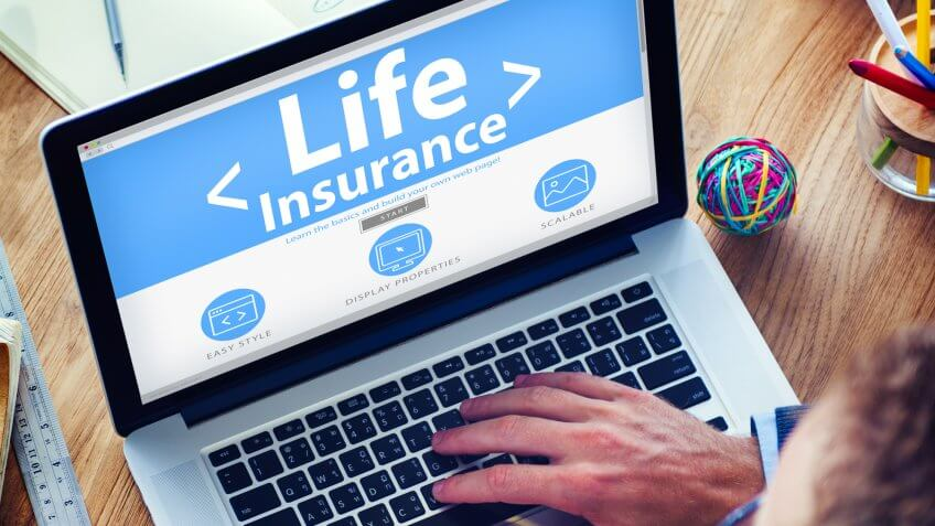 Decide what to do with your old life insurance policy.