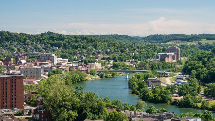 West Virginia.