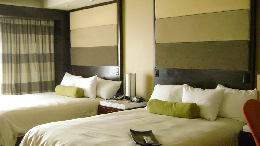 Disney Contemporary Resort Suites.