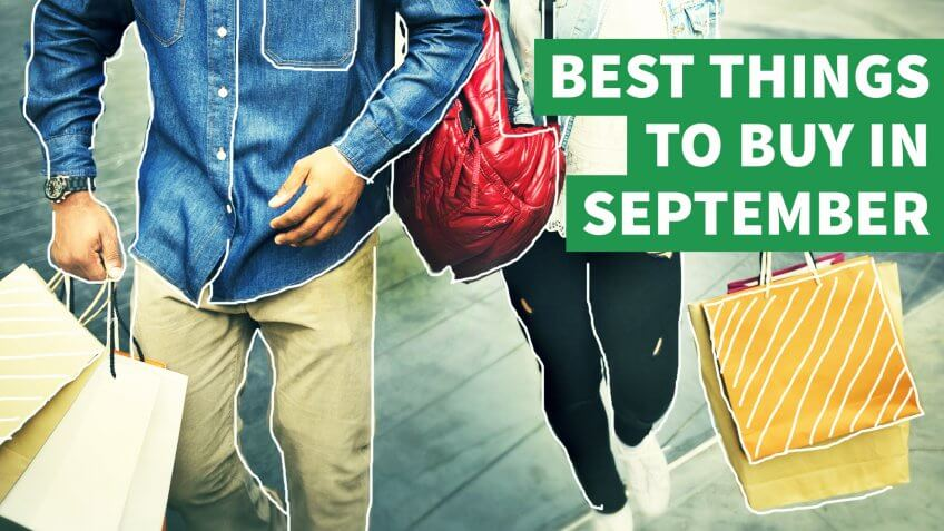 Best and Worst Things to Buy in September