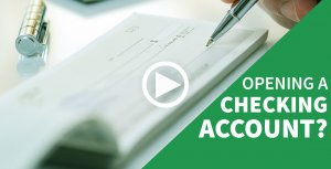 Documents You Need to Open a Checking Account