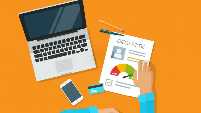 How Your Monthly Credit Card Minimum Payment Affects Your Credit Score