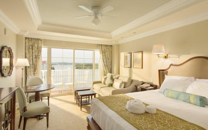 Grand Floridian resort suites.