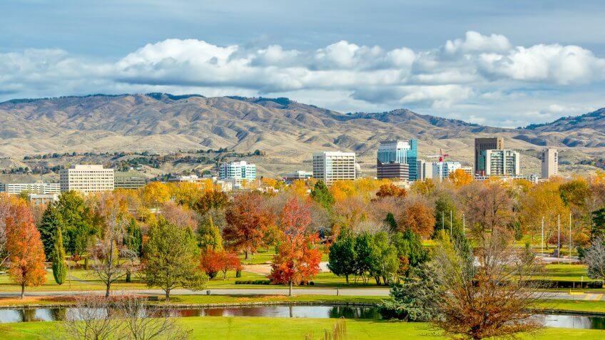 Boise, Idaho.