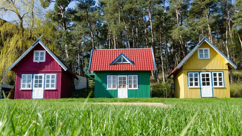 Buy a tiny home.