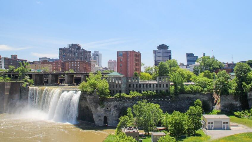 Rochester, New York.