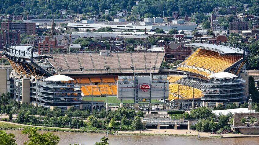 Pittsburgh Steelers Game at Heinz Field: $263.12, Pittsburgh-Steelers-Heinz-Field